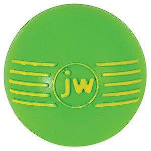 Brinquedo de cachorro Bola com Apito iSqueak Ball M Verde