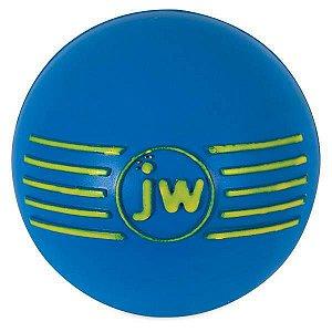 Brinquedo de cachorro Bola com Apito iSqueak Ball GD Azul