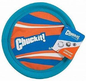 Brinquedo de cachorro Disco Frisbee Lite Flight G Chuckit