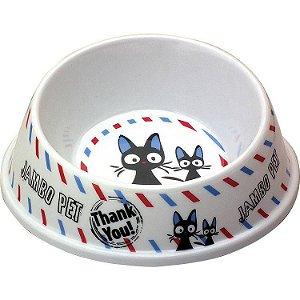 Tigela Comedouro para Gato Plástico 200ml JamboPet