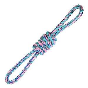 Brinquedo de cachorro Corda 8 twisted Pastel Jambo Pet
