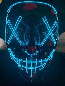 Máscara Halloween de Led