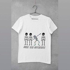 Camiseta estampada Ouse Ser Diferente