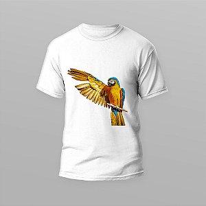 Camiseta Macaw