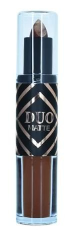 Batom Duo Matte Marrom 273 - Ruby Rose