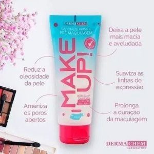 Sabonete Pré Make - Derma Chem