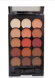 15 Cores Sombra Paleta Sp Colors Fabulous -  COR B
