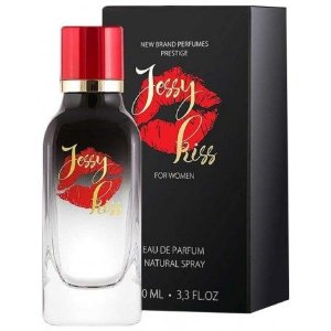 Perfume New Brand Jessy Kiss EDP 100mL - Feminino