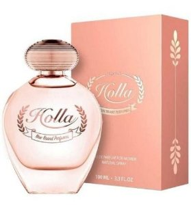 New Brand Holla Perfume Fem Edp 100ml