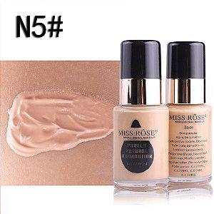 Miss Rose puramente Foundation Base Corretor de iluminar correctoras ferramenta Maquiagem beige5
