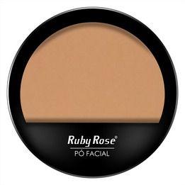 Pó Facial Bege Escuro 5 - Ruby Rose