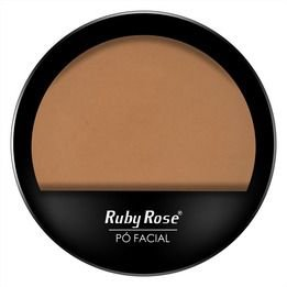 Pó Facial Café Claro 15 - Ruby Rose
