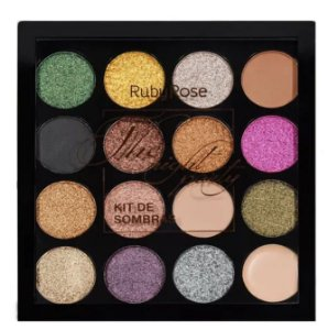 Paleta De Sombras The Night Party - Ruby Rose HB 1019