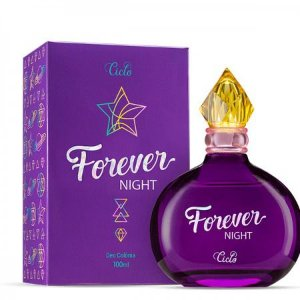Deo Colônia Forever Night 100ml