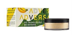 Pó Facial Translúcido Vegano / Banana - Adversa