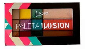 Paleta Ilusion 12 Cores Luisance