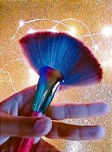 Pincel Para Aplicação De Iluminador - Mandala