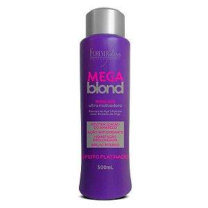 Matizador Mega Blond Ultra Forever Liss 500g