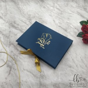 Caixa Convite 15 anos - A Bela e a Fera
