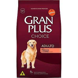 Ração Granplus Choice Cão Adulto