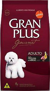 Ração Gran Plus Gourmet para Cães Adultos