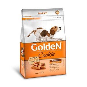 Biscoito Golden Cookie para Cães Adultos Raças Pequenas 400g
