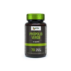 Própolis Verde - 70 cápsulas - Omix