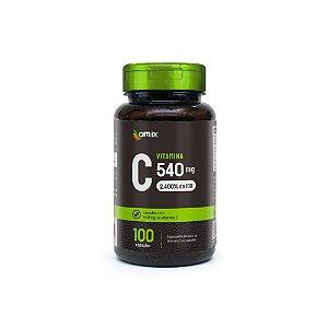 Vitamina C - 100 cápsulas