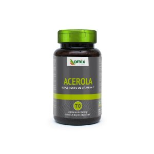 Acerola - 70 cápsulas