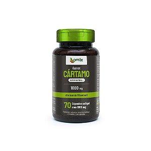 Óleo de Cártamo c/ Vitamina E (1 g)
