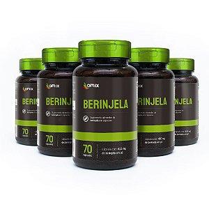 Kit 5x Vitamina B6 - 70 cápsulas