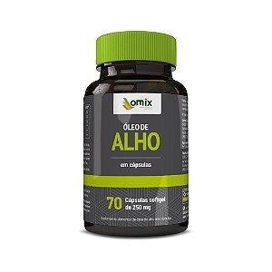 Óleo de Alho (250 mg) - 70 cápsulas