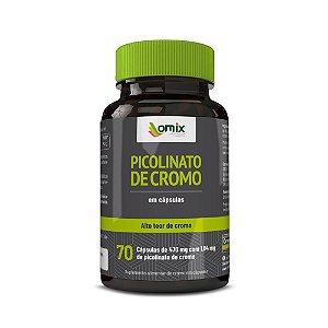 Picolinato de Cromo - 70 cápsulas