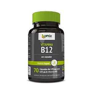 Vitamina B12 - 70 cápsulas