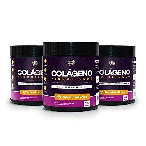 Kit 3x Colágeno Hidrolisado