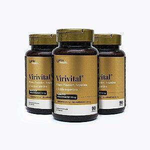 Kit 3x Virivital® - 90 cápsulas