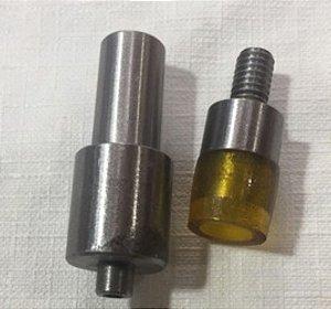 Matriz para fixação de Pérola - (Necessário Balancim não incluso) - tamanhos: 5mm, 6mm ou 8mm