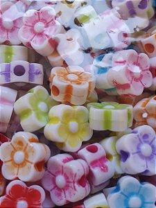 Passante Flôr - Florzinha - Colorido - (Pacote com 20 gramas)