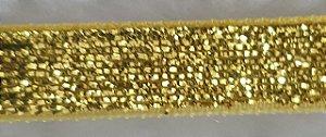 Fita Dourada - 10 mm - (Venda por Metro)