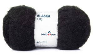Alaska-New Black  - TEX 625
