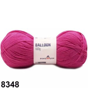 Balloon-Rose Red