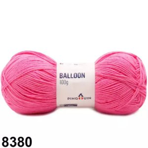 Balloon-Rosa Barbie
