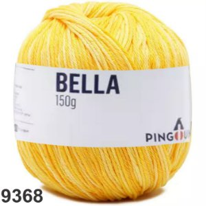 Bella Cores - 9368 - Amarelo Mix