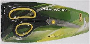 Tesoura Multiuso em Aço Inox 21,5 cm - SeKich