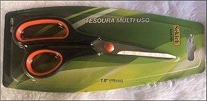 Tesoura Multiuso em Aço Inox 19 cm - SeKich