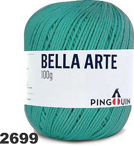 Bella Arte, 100g, 2699 - VERDE PISCINA - TEX 590