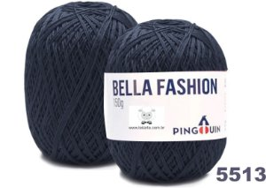 Bella Fashion , 150g, 5513 - Ravenna Azul - TEX 295