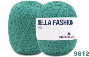 Bella Fashion , 150g, 9612 - Pigmento verde - TEX 295