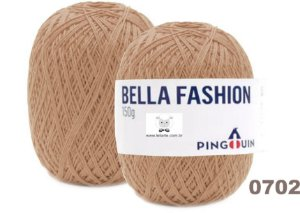 Bella Fashion , 150g, 0702 - Palha - TEX 295