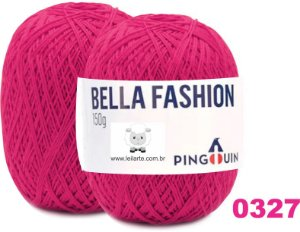 Bella Fashion , 150g, 0327- Fúcsia - TEX 295
